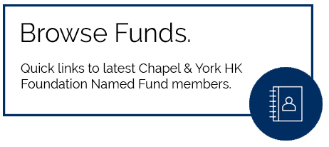 Chapel & York HK Foundation